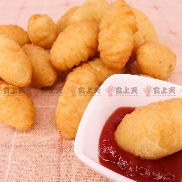 松果薯球/蠶寶寶薯條 松果,薯球,蠶寶寶,薯條