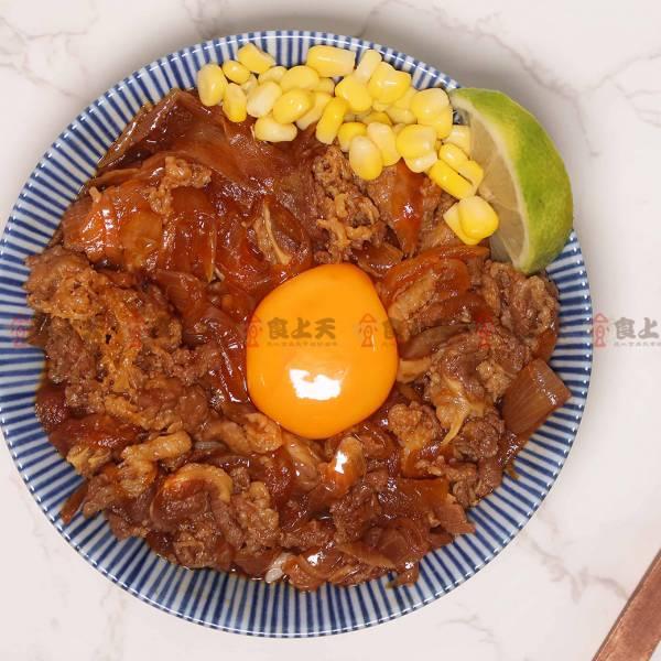 紅龍日式牛丼 牛肉,丼飯,熟食,快速,方便,日式料理