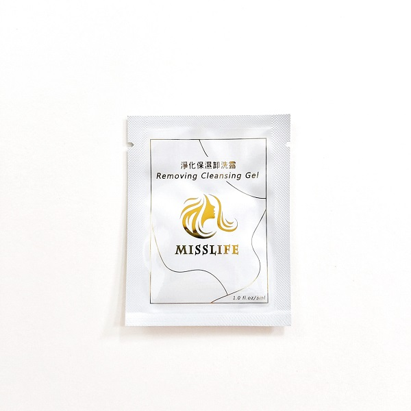 淨化保濕卸洗露(3ml隨身包)