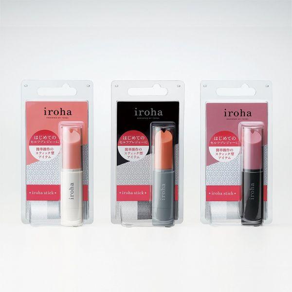 TENGA|iroha stick(秀姿態)震動按摩器