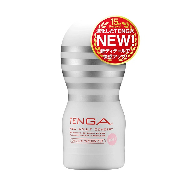 TENGA|Tenga Cup 真空杯(柔嫩款)