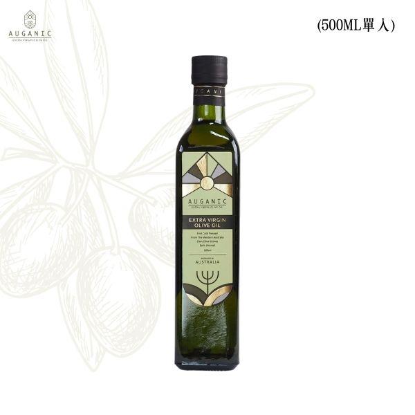 澳根尼特級冷壓初榨橄欖油【500ml】(效期:2023.08.23) 橄欖油,澳根尼橄欖油,AUGANIC,冷壓初榨橄欖油