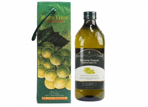 濛德渥(葡萄籽油)【1000ml】 義大利葡萄籽油,Monte Verde