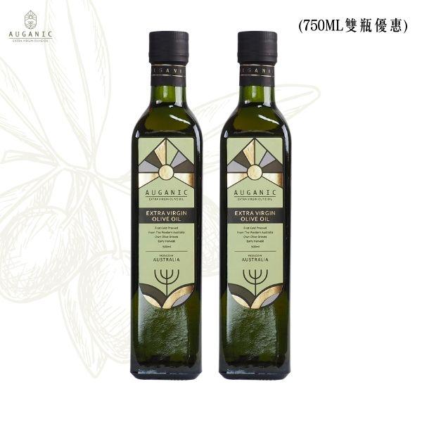 澳根尼特級冷壓初榨橄欖油【750ML雙入優惠】(效期:2022.05.01) 橄欖油,澳根尼橄欖油,台灣人的橄欖油,澳洲橄欖油