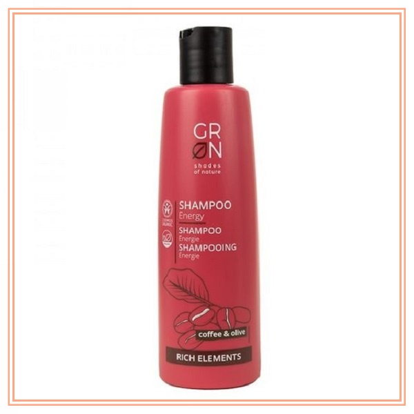 GRN Energy Shampoo - Coffee & Olive--『Procurement』