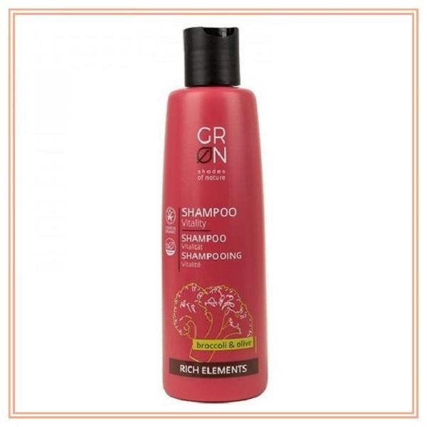 GRN Vitality Shampoo- Broccoli & Olive--『Procurement』