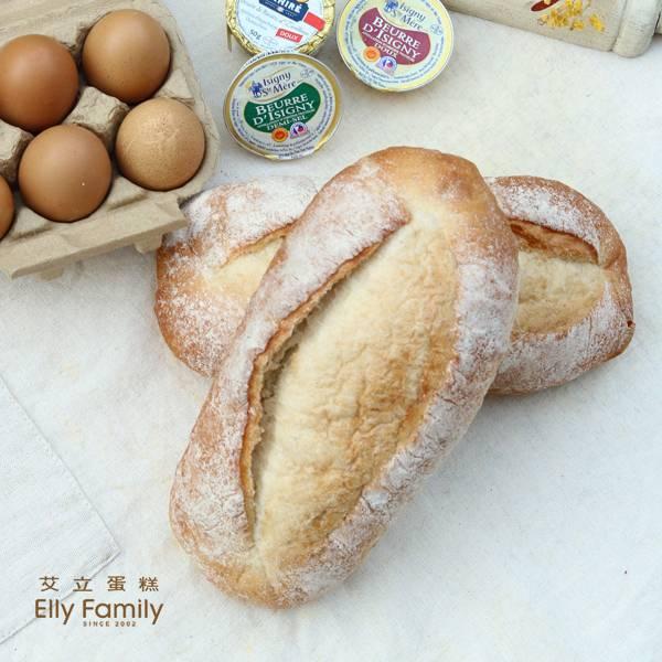 裸麥麵包-原味