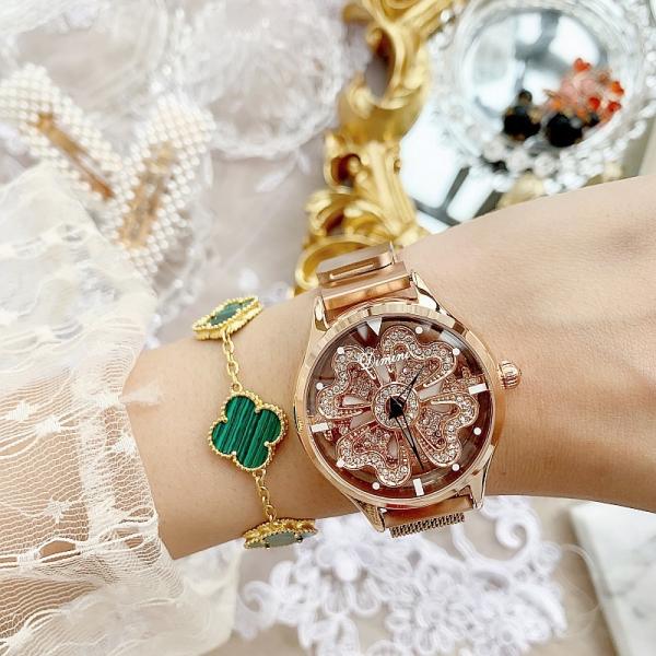 [瑞士] Mashali瑪莎莉 - 時來運轉錶盤.凱瑟琳公主系列
