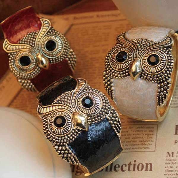 貓頭鷹手環