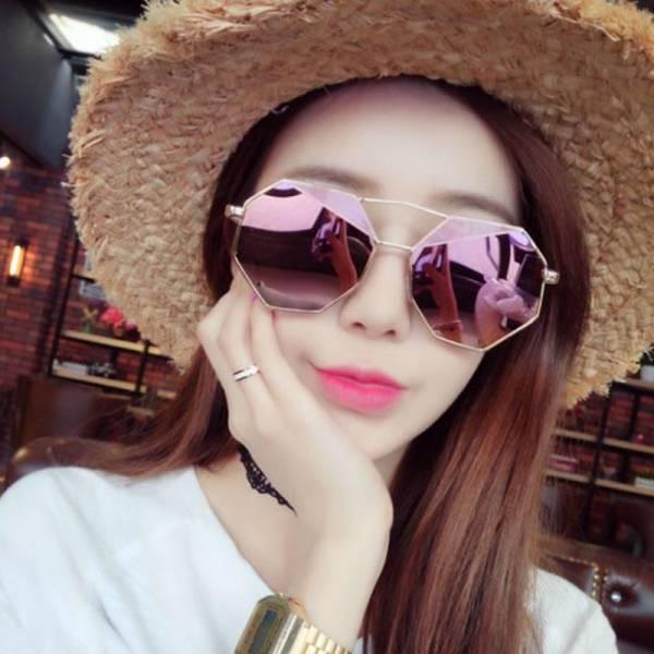 Tera韓款墨鏡 - 三角 (附鏡盒、鏡布) LadyA,Tera,韓國,墨鏡,六角墨鏡,多色墨鏡,水銀面墨鏡