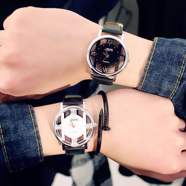 [韓國] 黑白個性情侶對錶
