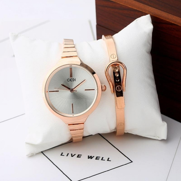 LadyA經典套錶B LadyA,手錶,飾品,紀念,婦女節,禮物