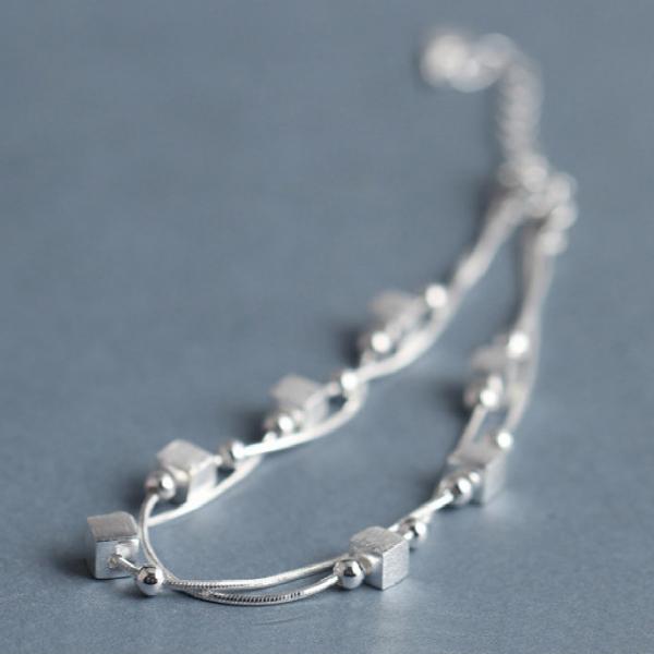 925純銀 - 愛波的秘密小盒子手鍊