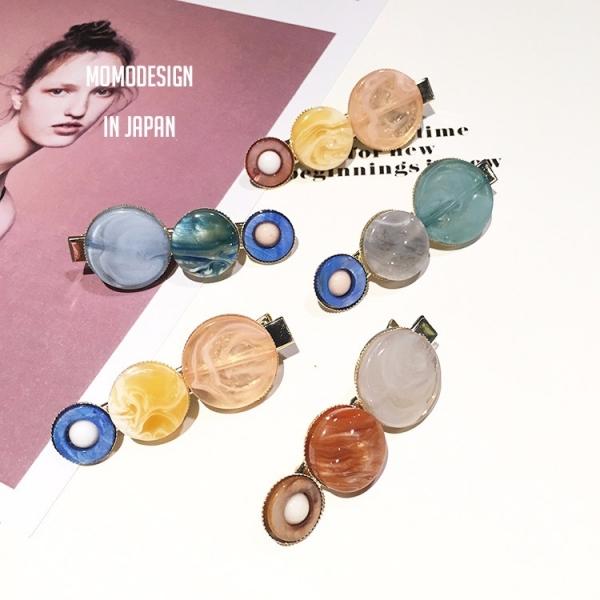 [韓國] 極美蜜糖側邊髮夾 (隨機) LadyA,韓國,蜜糖,日常,甜美,可愛,髮夾