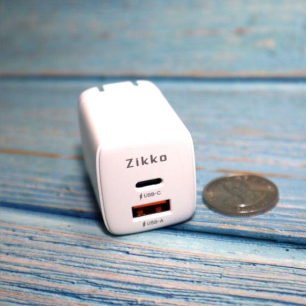 Zikko PD3.0 20W 智能充電器(C-20W2)