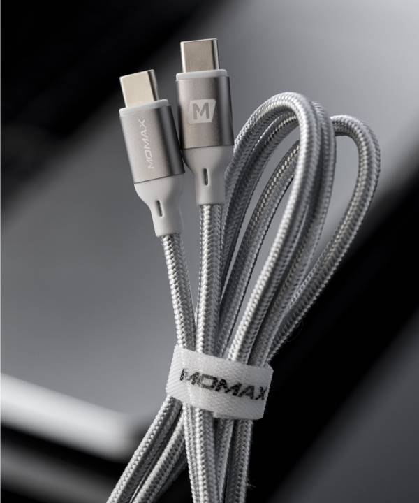 MOMAX Go Link Type-C to C PD 連接線DC19(1.2米)