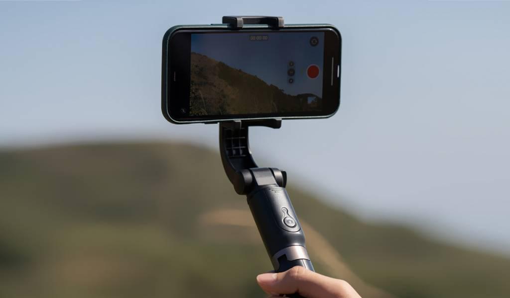 MOMAX Selfie Stable 迷你穩定器自拍三腳架(KM13)