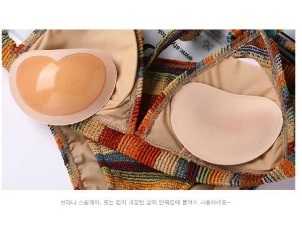 小胸救星 超厚黏貼式胸墊 胸墊