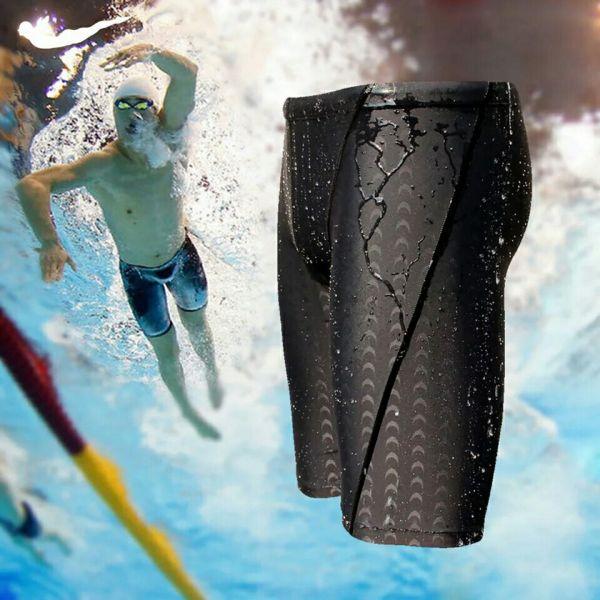 鯊魚皮五分男泳褲 泳褲,男生泳褲,男5分泳褲