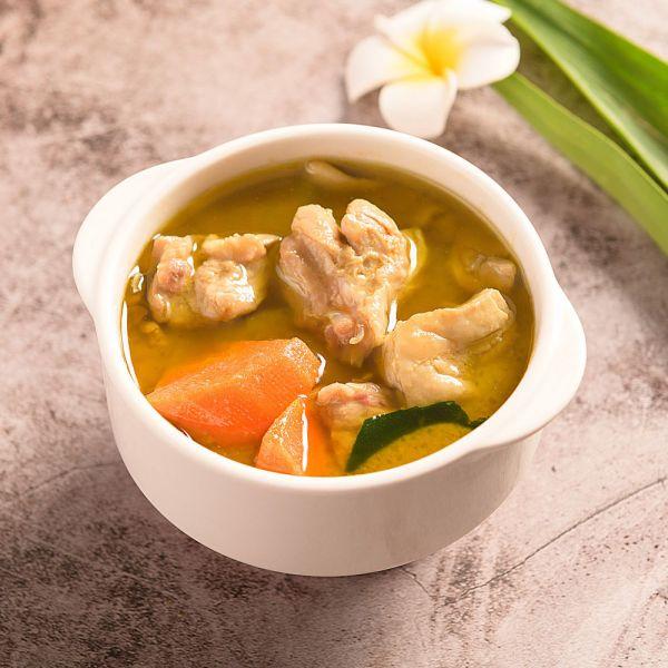 【泰椰】 泰式綠咖哩雞(300g)