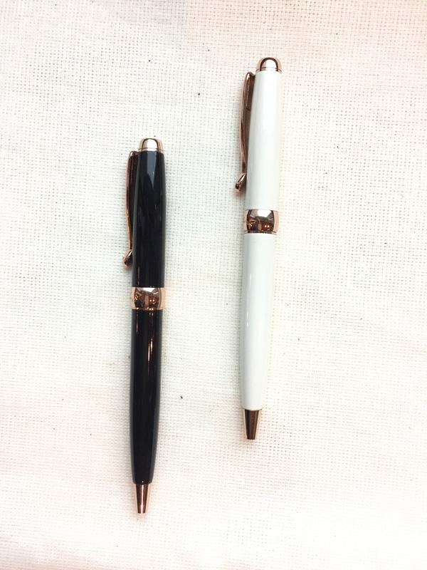 【皮爾卡登】Diana 原子筆、鋼珠筆