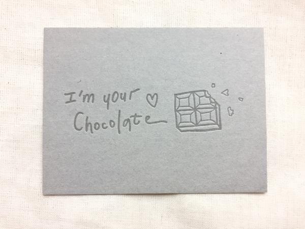 【沒有文青】灰色明信片