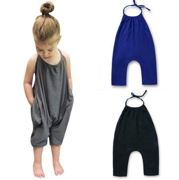 BV01612 春夏新款 歐美IG時尚風格女寶寶綁帶連身衣 (3色) 春,夏,新款,歐美,IG,時尚,風格,女寶寶,綁帶,連身衣,