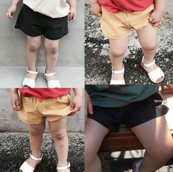 BV01591 春夏新款 純棉舒適百搭寶寶短褲 (3色) 春,夏,新款,純棉,舒適,百搭,寶寶,短褲,