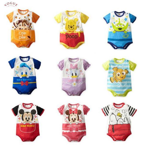 BV176 春夏新款 卡哇依超萌寶寶短袖套裝 (7款) 春,夏,新款,卡哇依,萌,寶寶,短袖,套裝,