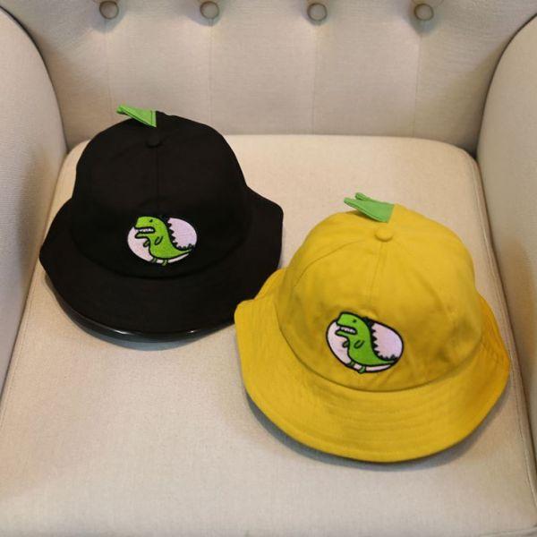 BV01600 超萌恐龍寶寶造型漁夫帽 (4色) 恐龍,寶寶,漁夫帽,防曬,