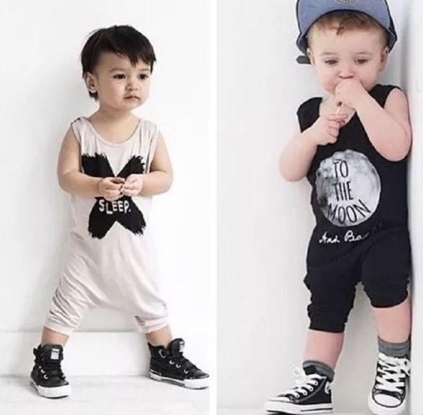 BV01609 春夏新款 歐美IG風格寶寶無袖連身衣 (2款) 春,夏,新款,歐美,IG,寶寶,無袖,連身衣,