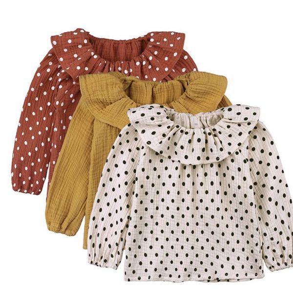 BV01629 秋冬新款 可愛公主寶寶長袖上衣 (3色) 秋,冬,新款,可愛,公主,寶寶,長袖,上衣,