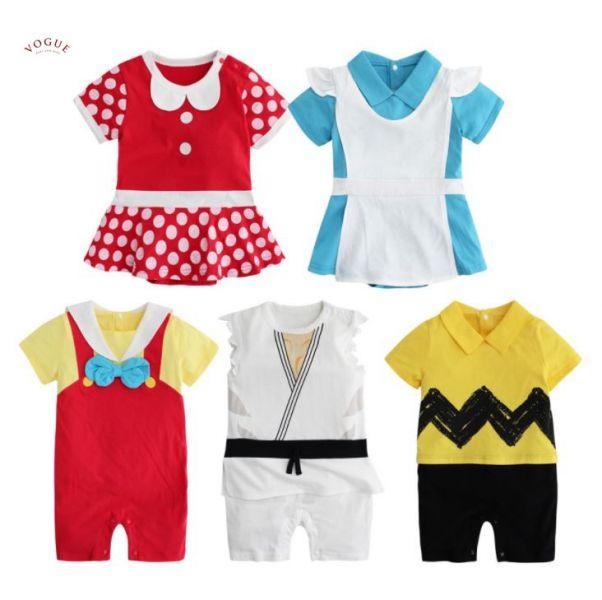 BV01567 春夏新款 卡哇依寶寶卡通COSPLAY短袖連身衣 (5款) 卡哇依,寶寶,卡通,COSPLAY,短袖,連身衣,