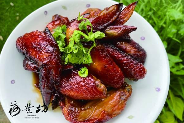 八角雞翅 溫體三節翅  vs 八角 辣椒