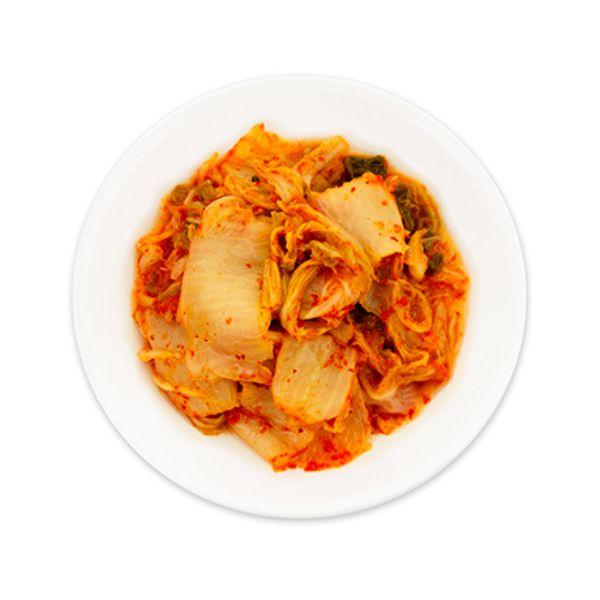 【榮祺】韓式素泡菜(1公斤/包)全素 韓式素泡菜,素泡菜,素食,來素購,素易購,素菜,素食網購