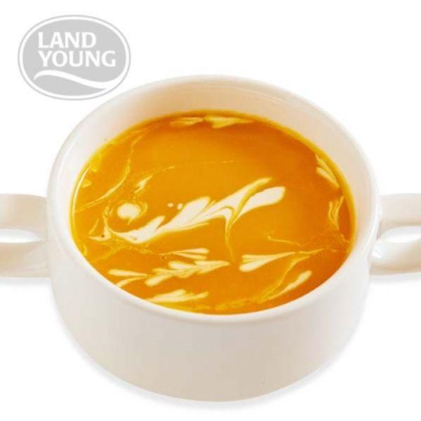 【蘭陽】元氣南瓜濃湯(220克/包)奶素 南瓜濃湯,南瓜,素食湯底,素食,來素購,素易購,素食網購