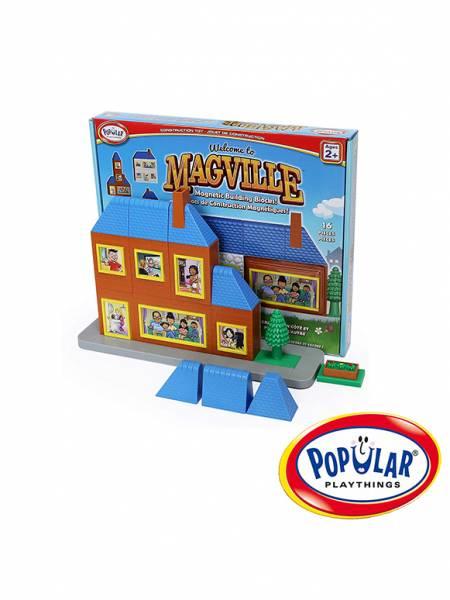 磁性建築積木-可愛家園 美國PopularPlaythings,PopularPlaythings,PopularPlaythings台灣代理,PopularPlaythings獨家代理,美國玩具,ABS玩具,邏輯玩具,磁性玩具專家,美國設計玩具,數學奧林匹克比賽專用,兒童玩具,安全玩具,益智玩具,空間認知玩具,親子互動玩具,安全無毒,想像力,積木,早教,早教玩具