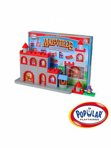 磁性建築積木-奇幻城堡 美國PopularPlaythings,PopularPlaythings,PopularPlaythings台灣代理,PopularPlaythings獨家代理,美國玩具,ABS玩具,邏輯玩具,磁性玩具專家,美國設計玩具,數學奧林匹克比賽專用,兒童玩具,安全玩具,益智玩具,空間認知玩具,親子互動玩具,安全無毒,想像力,積木,早教,早教玩具,創造力,想像力