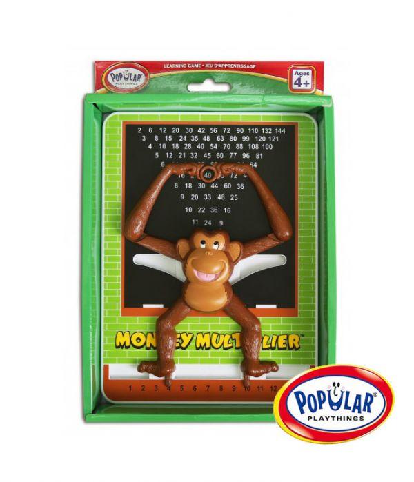 【通靈小猴系列】頑皮小猴學乘法  美國PopularPlaythings,PopularPlaythings,PopularPlaythings台灣代理,PopularPlaythings獨家代理,美國玩具,ABS玩具,邏輯玩具,磁性玩具專家,美國設計玩具,數學奧林匹克比賽專用,兒童玩具,安全玩具,益智玩具,空間認知玩具,親子互動玩具,安全無毒,想像力,小猴,PP小猴,通靈小猴,頑皮小猴,PP通靈小猴,PP頑皮小猴