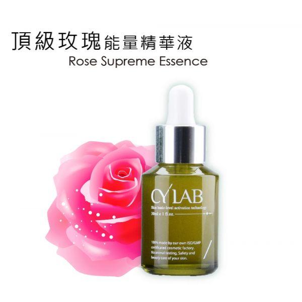 CYLAB 頂級玫瑰能量精華液 30ml 玫瑰,美白,滋潤,洋薔薇花水,修護,舒緩,縮小毛孔,撫平細紋, 保濕,補水