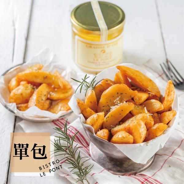 法式鄉村鵝油薯條[1包] 薯條,鵝油,法式