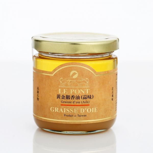 黃金鵝香油【蒜味】 樂朋,黃金鵝油香蔥,鵝油,橋邊