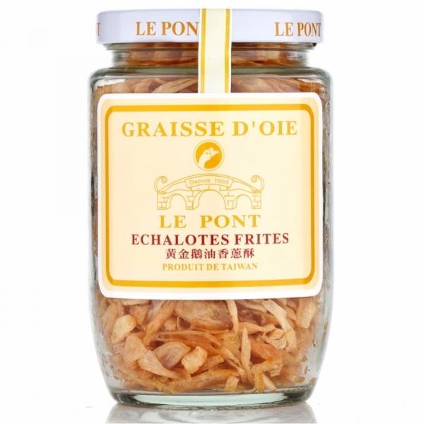黃金鵝油香蔥酥 樂朋,黃金鵝油香蔥酥,鵝油,橋邊,鵝油