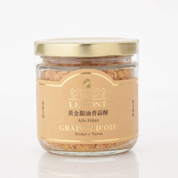 黃金鵝油香蒜酥 樂朋,黃金鵝油香蔥,鵝油,橋邊