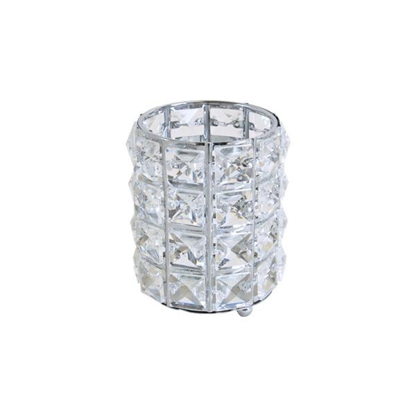 Jadia水晶燭台 銀