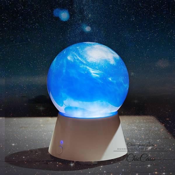 迷幻星球藍芽音響 水星 藍芽,喇叭,台燈,桌燈,氣氛燈,浪漫燈飾,交換禮物,生日禮物