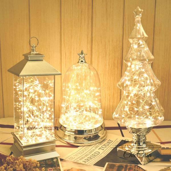 北歐時尚火樹銀花燈