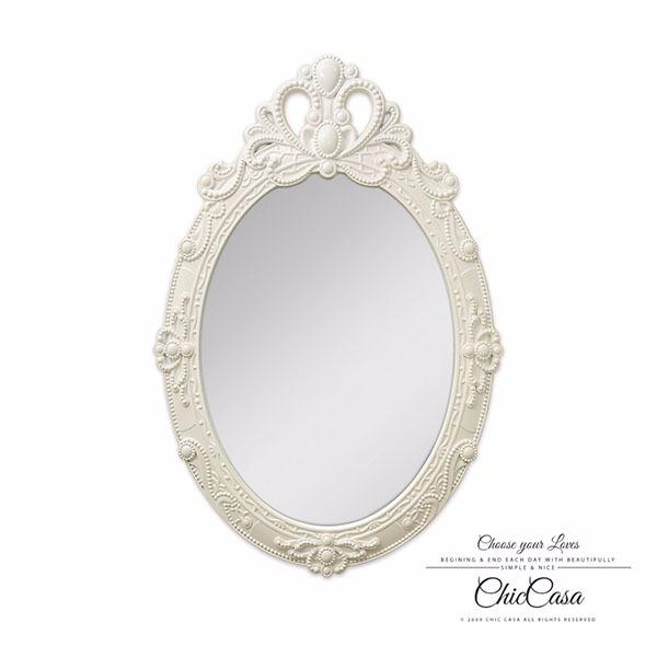 埃爾莎立體浮雕古典壁掛鏡 小 玄關竟,浴室鏡,開店,化妝鏡,掛鏡