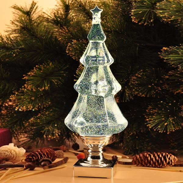 許願樹幻彩水夜燈 七彩 台燈,桌燈,氣氛燈,浪漫燈飾,交換禮物,生日禮物