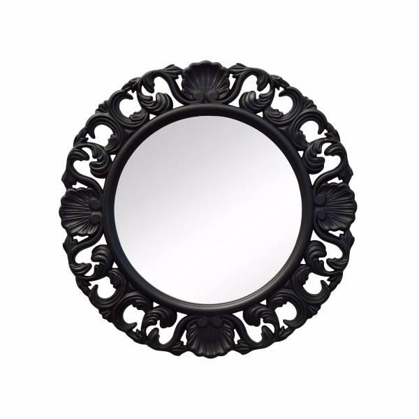 夏洛蒂立體浮雕古典壁掛鏡 迷戀黑 玄關竟,浴室鏡,開店,